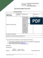 nurs 250 (460) course outline