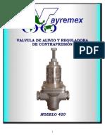 Cat Vayremex BPV420-06