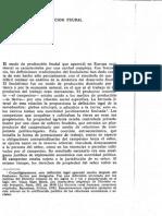 Perry Anderson Transiciones de La Antiguedad Al Feudalismo 152 159