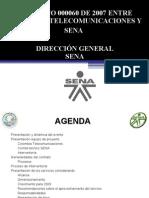 Contrato 000060 de 2007 Entre Colombia Telecomunicaciones