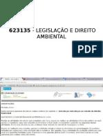 623135 - Legislação e Direito Ambiental