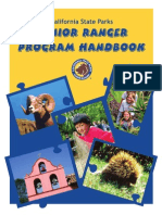 Junior Ranger HANDBOOK 2011 Complete for Web