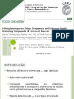 Alimentos Funcionais - Glicosinolatos