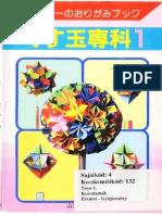 Makoto Yamaguchi - Kusudamas 1