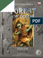 FIGHTING FANTASY Forest of Doom
