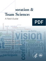 Team Science Field Guide