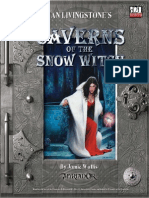FIGHTING FANTASY Caverns of the Snow Witch