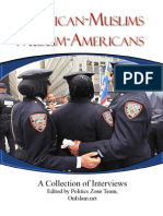 US Muslims a Collection of Interviews