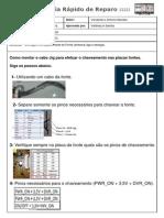 Gig Para Ligar as Placas Da Fonte Lg Lcd - Grr2014019 Cabo Jig