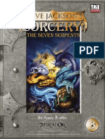 FIGHTING FANTASY the Seven Serpents