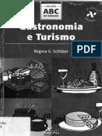 Gastronomia e Turismo - Regina G. Schluter
