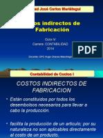 SESION 4 COSTOS INDIRECTOS DE FABRICACION.ppt