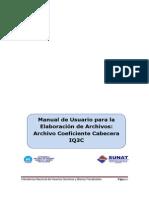 Manual Para Elaboracion Archivo Coeficiente Cabecera IQ3D