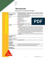 Antisol Normalizado