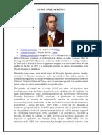 Victor Paz Estensoro