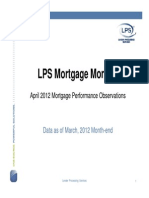 Mortgage Monitor April
