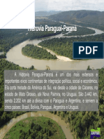 HPP Fermiano Yarzon - Estudo Hidrovia