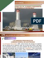 100222 i Energias Renovables en Crfe Juan Manuel Rodriguez Alvarez