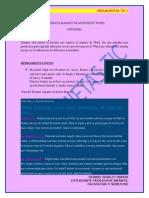 Evidencia Manejo de Microsoft Word