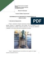 Manual Transferência de Oxigênio 2014