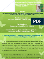 Charles Gomes Presentacion