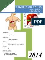 Coleccistectomía