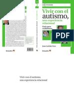 Vivir Con El AutismoxUna Experiencia Relacional Guia Para Cuidadores Protegido