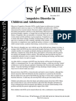 60 obsessive compulsive disorder in children and adolescents