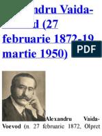 Alexandru Vaida Voievod -