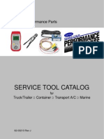 SERVICE TOOL CATALOG Carrier transicold