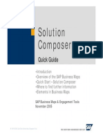 Solution Composer Quick Guide