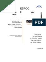 Informe Determinacion Riesgos Edipcentro