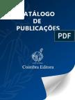 Catalogo de Publicações de Coimbra