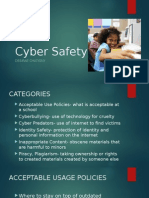 cyber safety- desirae chatigny