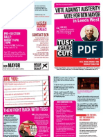 Leeds West Trade Unionist and Socialist Coalition - Ben Mayor