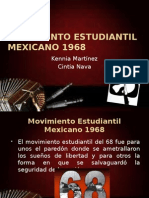 Movimiento Estudiantil Mexicano 1968