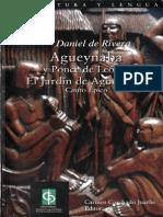 Rivera, Daniel de - Agueynaba y Ponce de León (Ed. ICP, 2005)