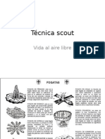 Técnica Scout