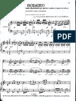 f. Frontera. Duo Bolero Canto Piano pdf