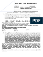 Dila - Cma 2015 - Educação Fisica 1º Ano b - Vespertino