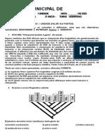 Dila - Cma 2015 - Educação Fisica 2º Ano b - Vespertino