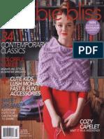 Debbie Bliss Knitting Magazine - Fall Winter 2014