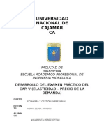 Examen Practico Cap. V