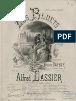 Dassier Les Bleuets pdf
