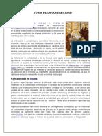 Historia de DFASDFLa Contabilidad
