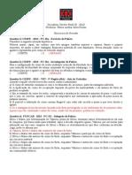 Questões - Crimes Contra o Patrimônio.doc