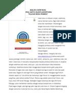 Analisis Cover Buku Telusur Media Promosi