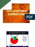dermatosis ocupacionales