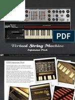 VSM Expansion Manual