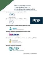 Informe Tecnico Ebola en Ninos